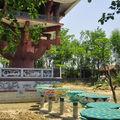 Lumbini, temple vietnamien
