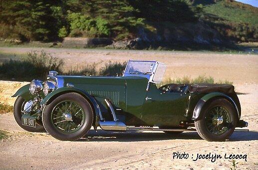 Aston-Martin MKII 1934