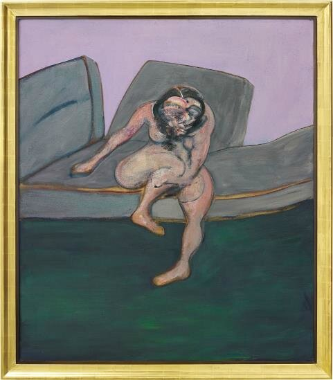Francis Bacon portrait leads Phillips Contemporary Art Evening Sale in New York