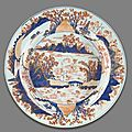 Three Kangxi Period's 'Chinese Imari' export porcelain @ Bonhams. Fine Asian Art, 21 Jun 2011, San Francisco 