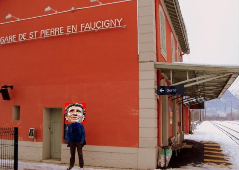 Saint-Pierre en Faucigny (Haute-Savoie)