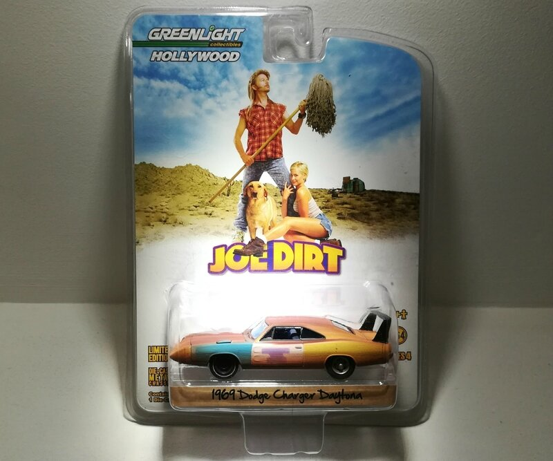 Dodge Charger Daytona de 1969 (Joe Dirt) Greenlight