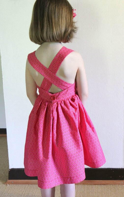 robe rouge Cic4