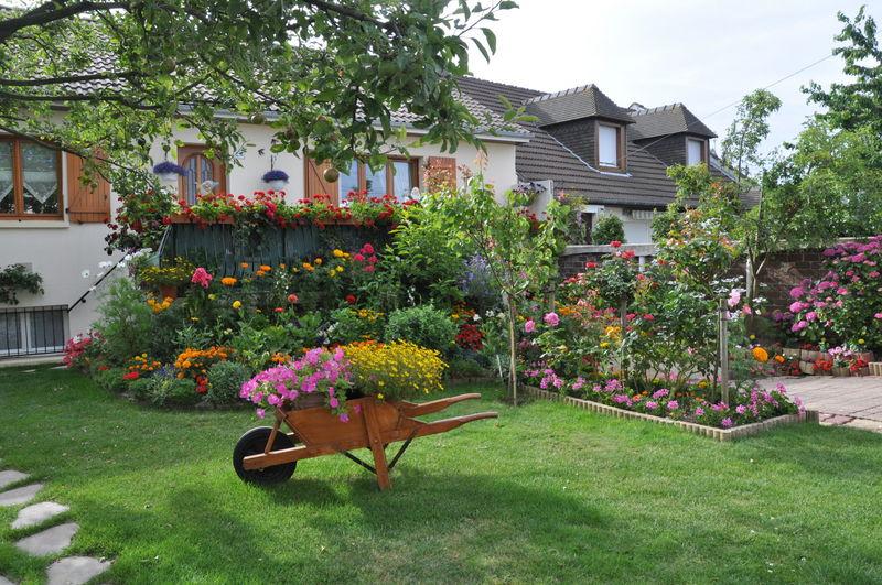 arbre ombre petit jardin saint etienne maison design. Black Bedroom Furniture Sets. Home Design Ideas