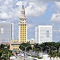 Freedom tower - miami - floride - usa