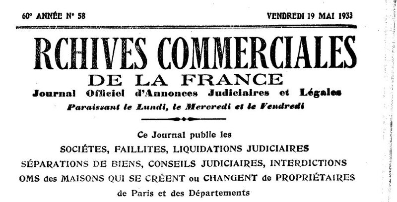 Kerfelec archives commerciales 1933_1