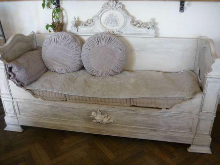 commande d 39 une cliente qui sait ce qu 39 elle veut d 39 un autre temps. Black Bedroom Furniture Sets. Home Design Ideas