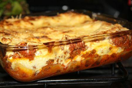 lasagne à la bolognaise (nouvelle version) 1