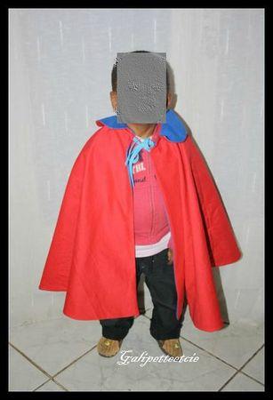 cape de chevalier rouge et bleue4