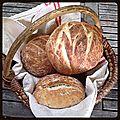 L'ekmek : le pain turc