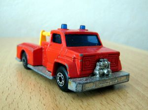 Snorkel fire engine -Matchbox- (1977) 01
