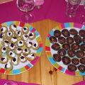 Des cupcakes pour les 18 mois d'Angélina ...