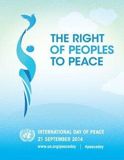 Thème central pour la communauté de l'IB : « Notre humanité, une réalité partagée » La paix et les conflits