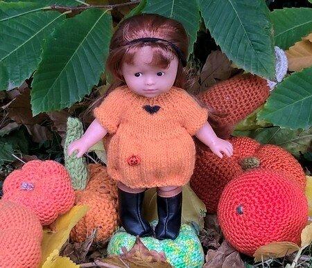 Willow en petite citrouille 04