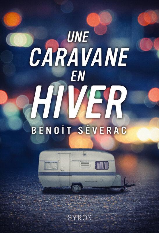 caravane en hiver
