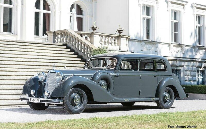 Les Mercedes des années 30/40 - Page 3 116442111