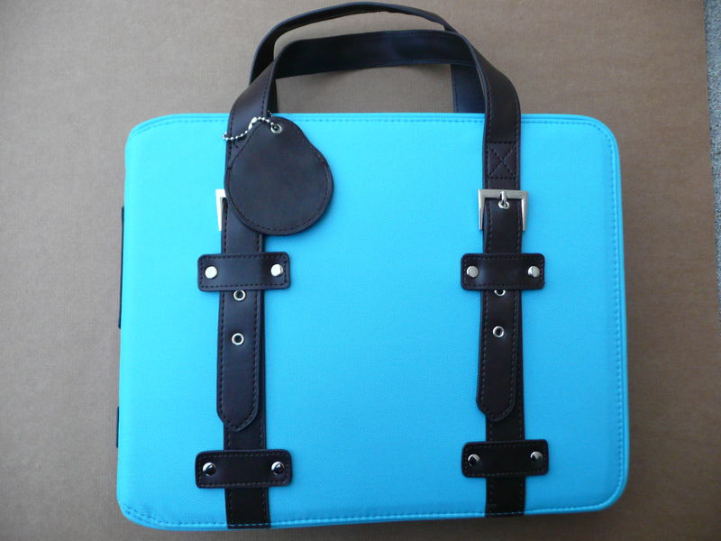valise de rangement des accessoires de la cuttlebug
