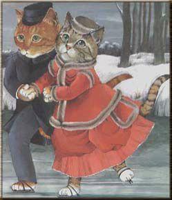 5 Les chats de Susan Herbert série 5 (6)