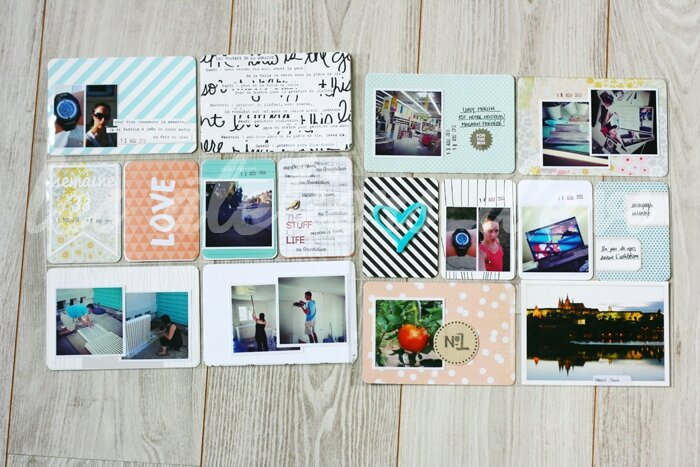 {project life 2013} - Semaine 33
