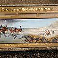Parc provincial des dinosaures.