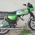 Le ks 50 sans moteur