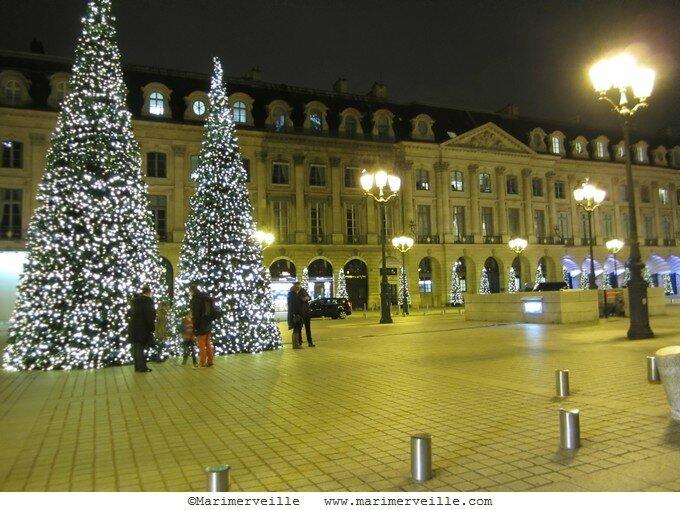 Marimerveille - Place Vendôme -décembre 2014