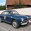 ALFA ROMEO Giulietta Sprint 1961 Offenheim (1)