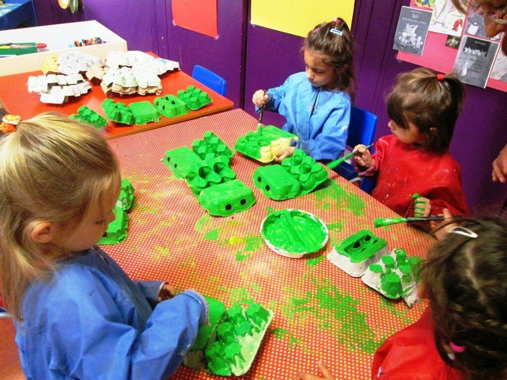 Le petit jardin de printemps la maternelle de vivi for Le jardin voyageur maternelle
