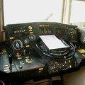 BB 9300, poste de conduite
