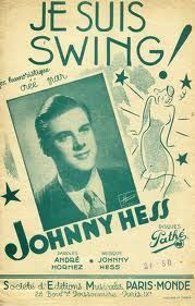 Johnny Hess - Longue Marche