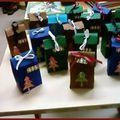 Boîte à bonbons ... des enfants ...