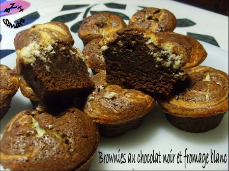 1215 Mini brownies façon cheesecake 2