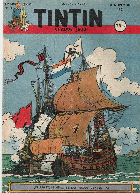 1951 - Jean Bart, le héros de Dunkerque