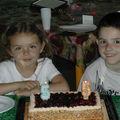 L'anniversaire de lina lisa et dorian