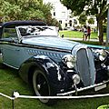 DELAHAYE 135M cabriolet Chapron 1938 Mulhouse (1)