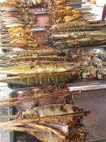 Brochettes de poisson ht