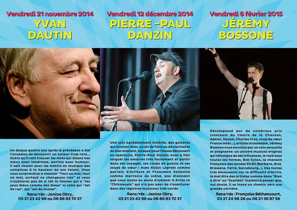 Vendredi 21 novembre 2014 - Arras (62)