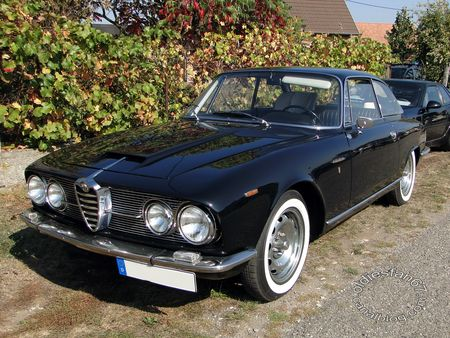 alfa romeo 2600 sprint 1965 randonnee vendanges rustenhart 2011 1