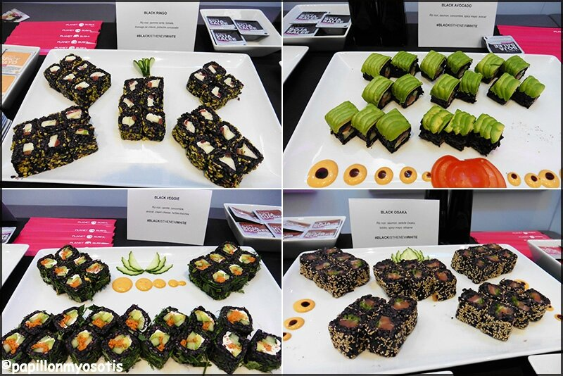collection Black_planet sushi