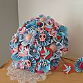 Nouveau bouquet rock'n roll fifties...