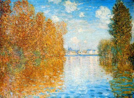 2___Claude_MONET___Effet_d_automne_a_Argenteuil