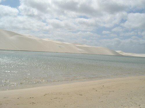 Parc National du Lençois, Lagoa Tropicale