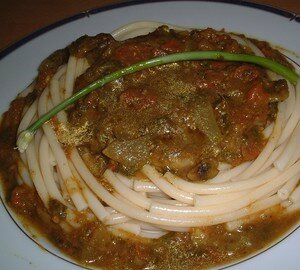 Curry d'ossobuco mi-créole mi-lanais