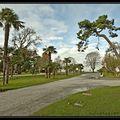 Arcachon,parc mauresque