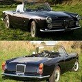 ALFA ROMEO - 2600 Spider, Edition - 1959
