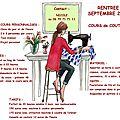 Aude - nouvelles actvites 2016-2017