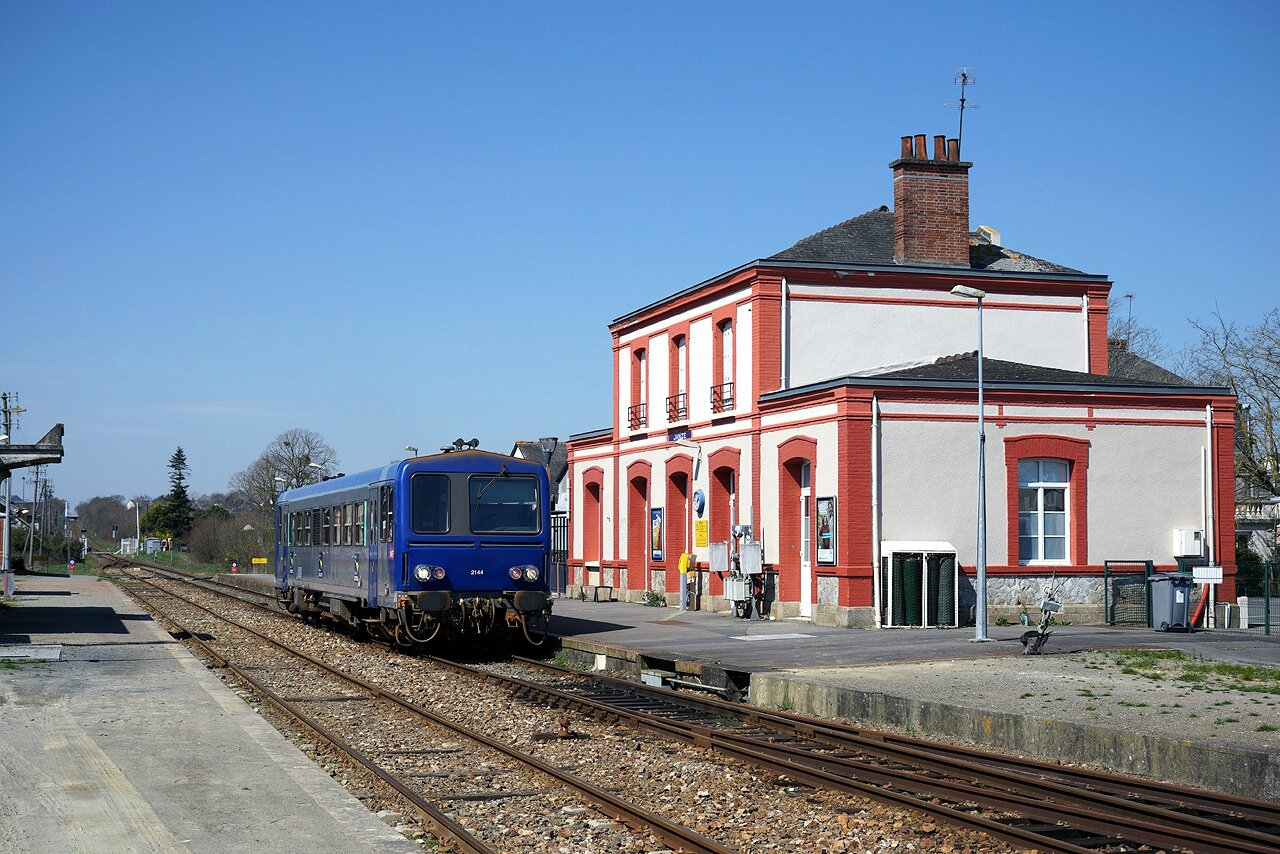 Bretagne transportrail le webmagazine ferroviaire - Train from bayonne to st jean pied de port ...