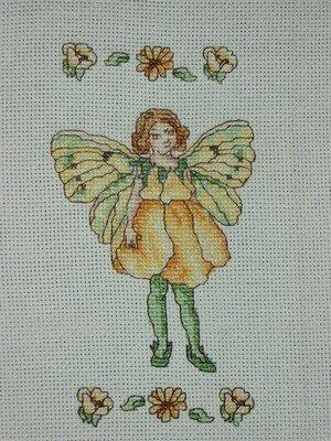 une Flower Fairie pour l'anniversaire de ma grande soeur