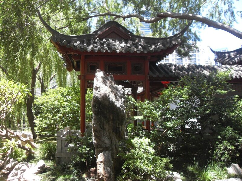 Darling Harbour - Chinese Garden