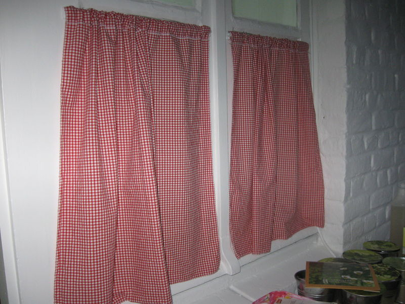 Des rideaux pour cuisine for Modele rideau chambre adulte